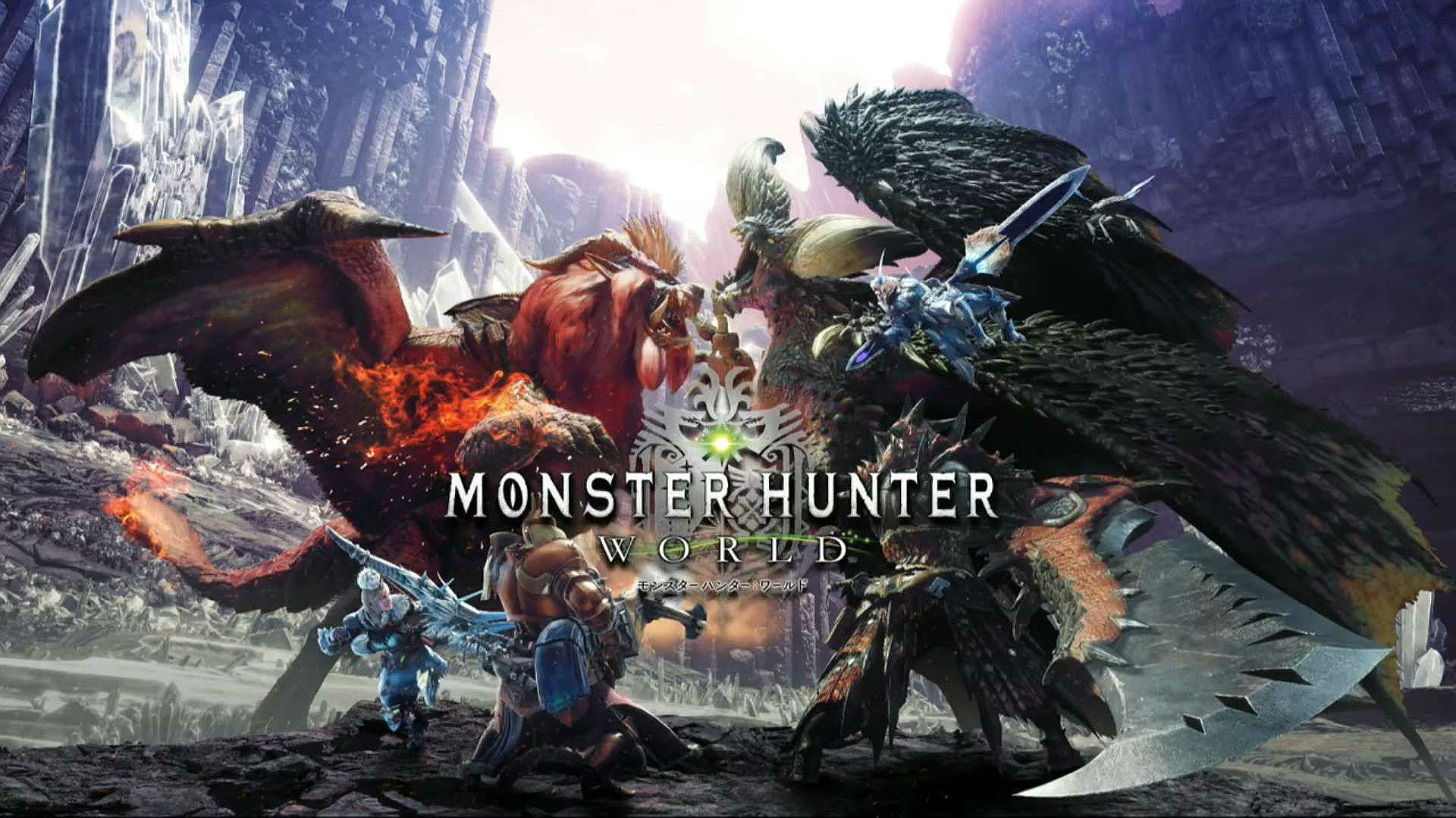 Resultado de imagen para Monster Hunter: World.