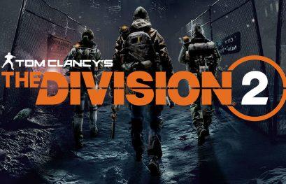 No te pierdas el tráiler del modo multijugador de The Division 2