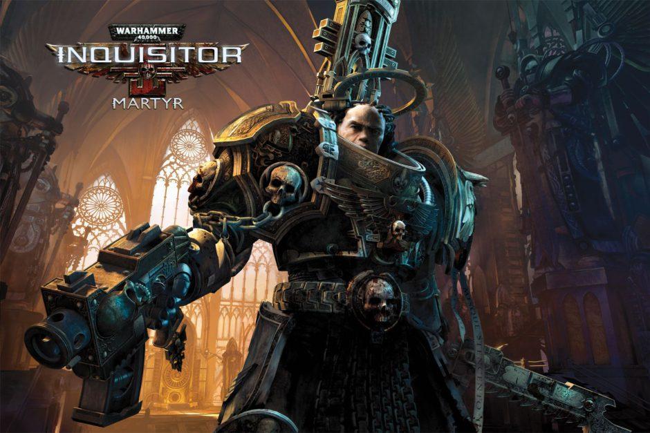 Retrasado de nuevo el lanzamiento de Warhammer 40,000: Inquisitor – Martyr