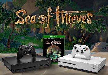 Pack con Xbox One X, lista de logros, y muchas novedades de Sea of Thieves