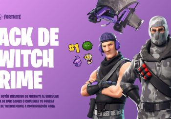Consigue gratis un paquete de botín exclusivo para Fortnite con Twitch Prime