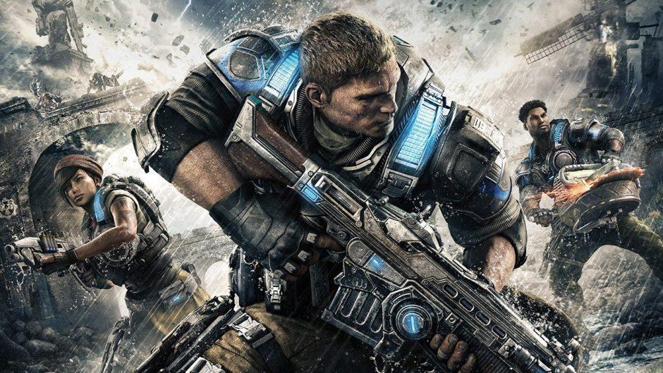 Nuevo contenido llega a Gears of War 4 la semana que viene