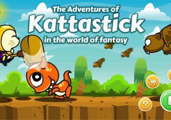 """Kattastick, el """"clon"""" de Super Mario con el que tus hijos van a disfrutar"""