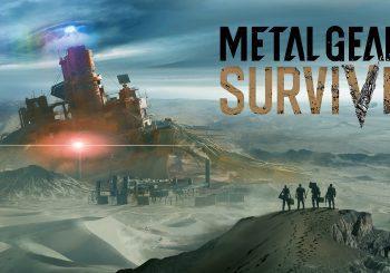 Análisis de Metal Gear Survive