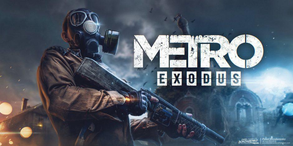 Así de impresionante se ve Metro Exodus en este nuevo Gameplay
