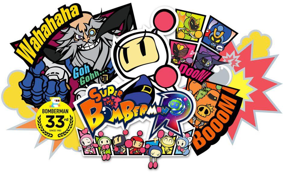 [Actualizada] Super Bomberman R para Xbox One incluirá al Jefe Maestro