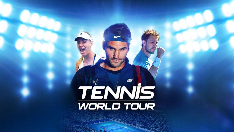 Tennis World Tour llegará a Xbox One X en 4K y a 60fps