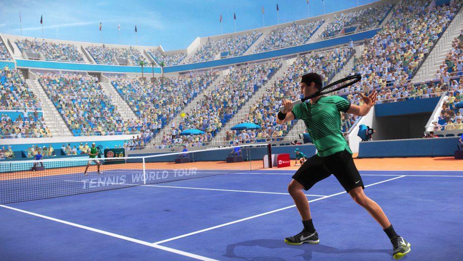 Tennis World Tour se estrena hoy sin el modo multijugador activo