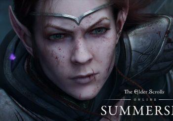 Bethesda anuncia el nuevo capítulo para The Elder Scrolls Online: Summerset