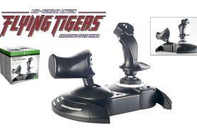 El joystick Thrustmaster Flight Hotas One ya es compatible con Flying Tigers: Shadows over China