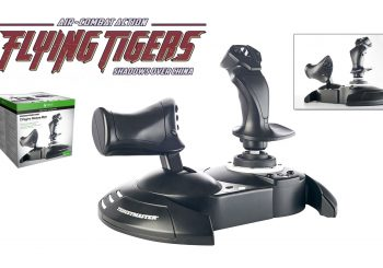 El joystick Thrustmaster Flight Hotas One ya es compatible con Flying Tigers: Shadows over China