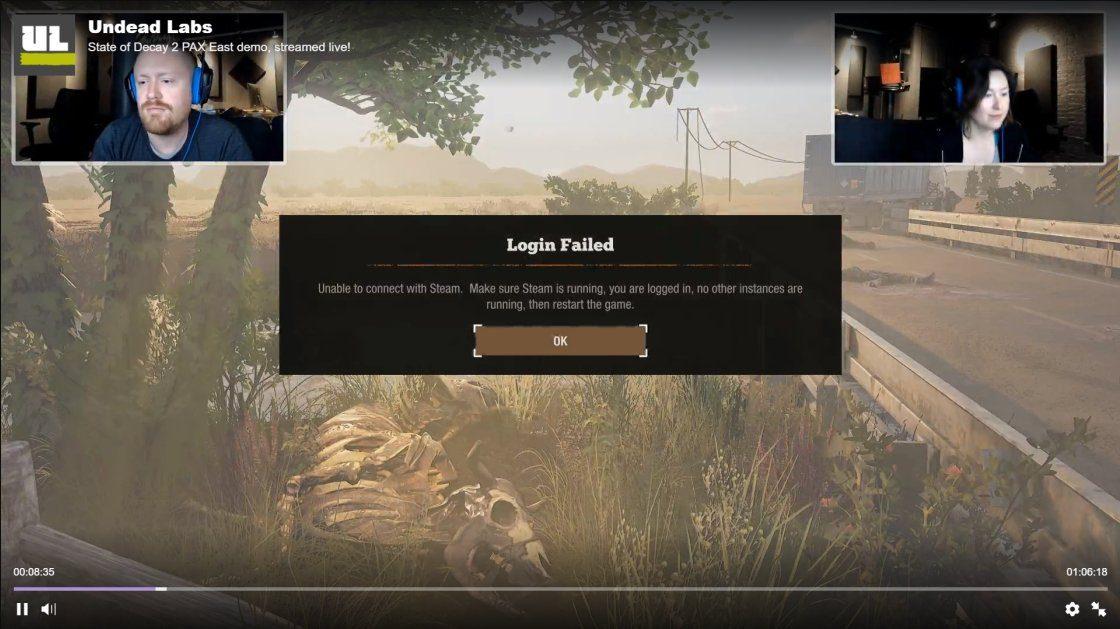 La demo de State of Decay 2 deja pistas sobre su llegada a Steam