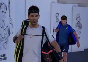 AO International Tennis muestra en vídeo su editor de ropa