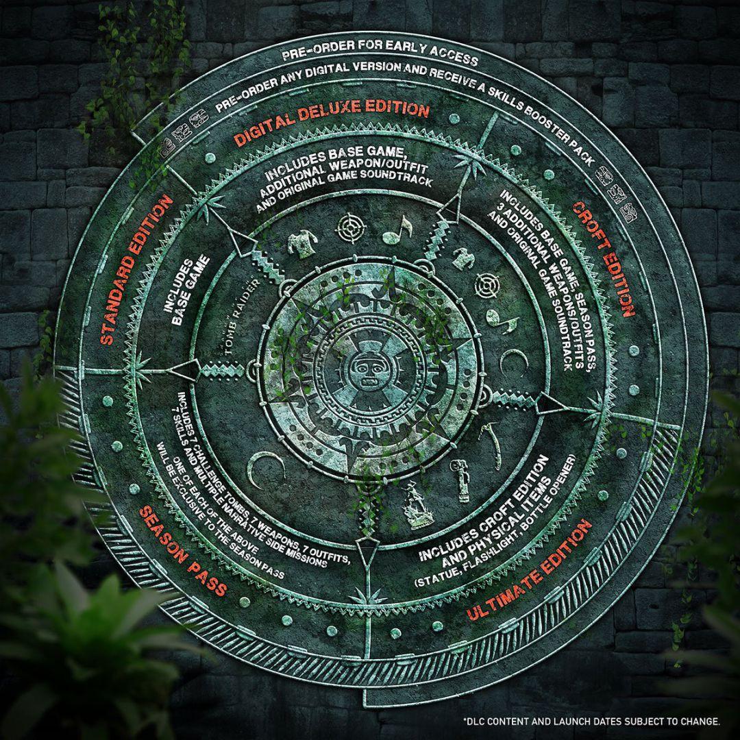 Reserva Shadow of the Tomb Raider y obtén 2 días de acceso anticipado