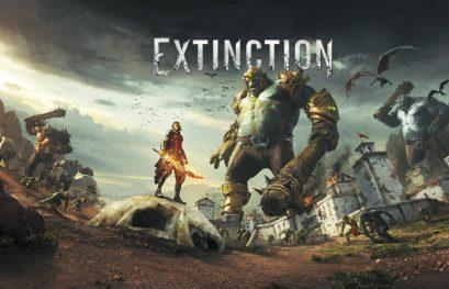 Análisis de Extinction
