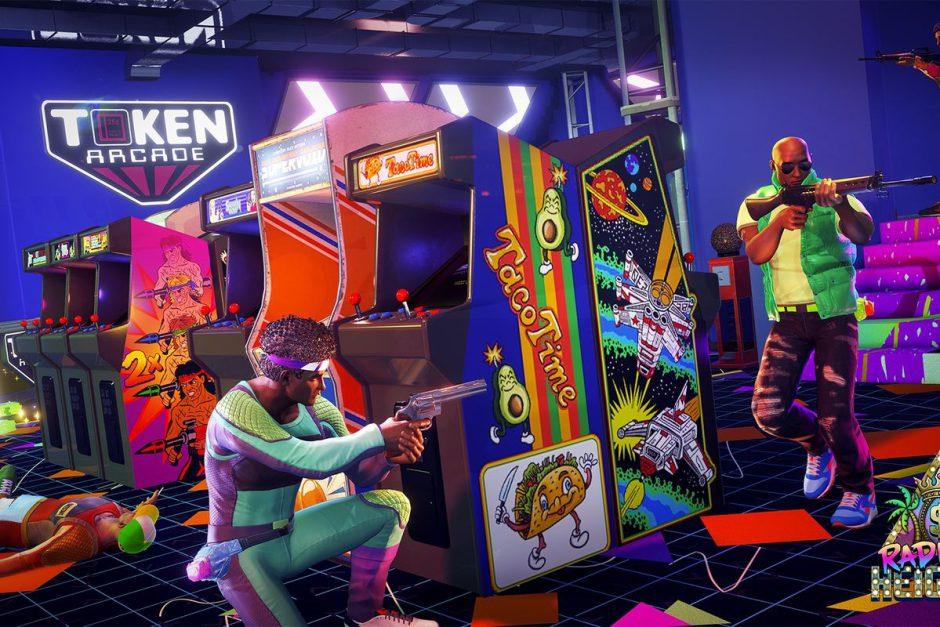 Radical Heights, lo nuevo de Cliffy B podría llegar a Xbox Game Preview