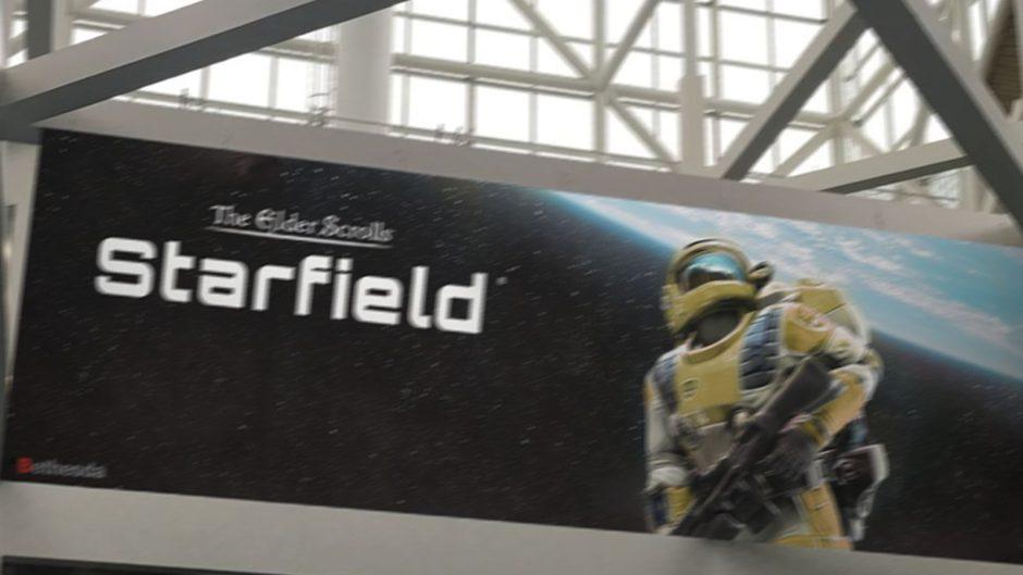 Starfield, la nueva IP de Bethesda, podría presentarse en el E3 y llegar este mismo año