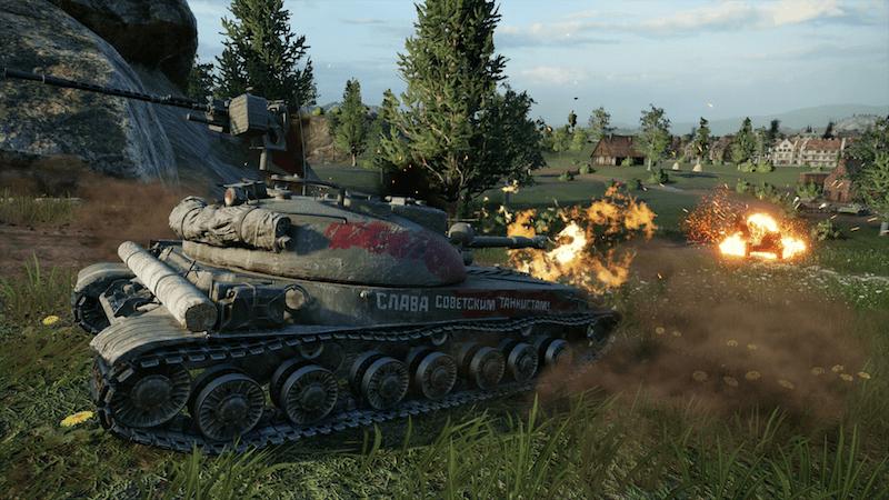 World of Tanks presenta Soviet Dream Machine - En esta nueva aventura, los jugadores podrán elegir sus propios premios durante todo el mes de mayo, desde tiempo Premium y Boost Ops, hasta tanques Premium increíblemente poderosos.