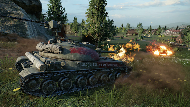 World of Tanks presenta Soviet Dream Machine