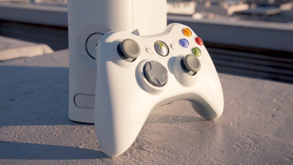 Xbox 360 recibe una actualización del sistema operativo
