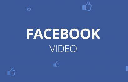 Así es la app de Facebook Video en Xbox One