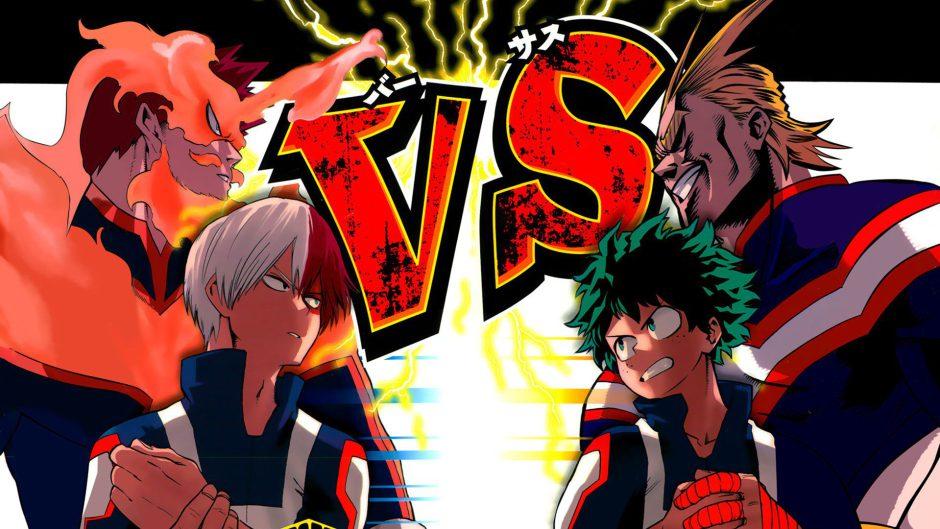 Bandai Namco muestra el primer gameplay de My Hero One's Justice