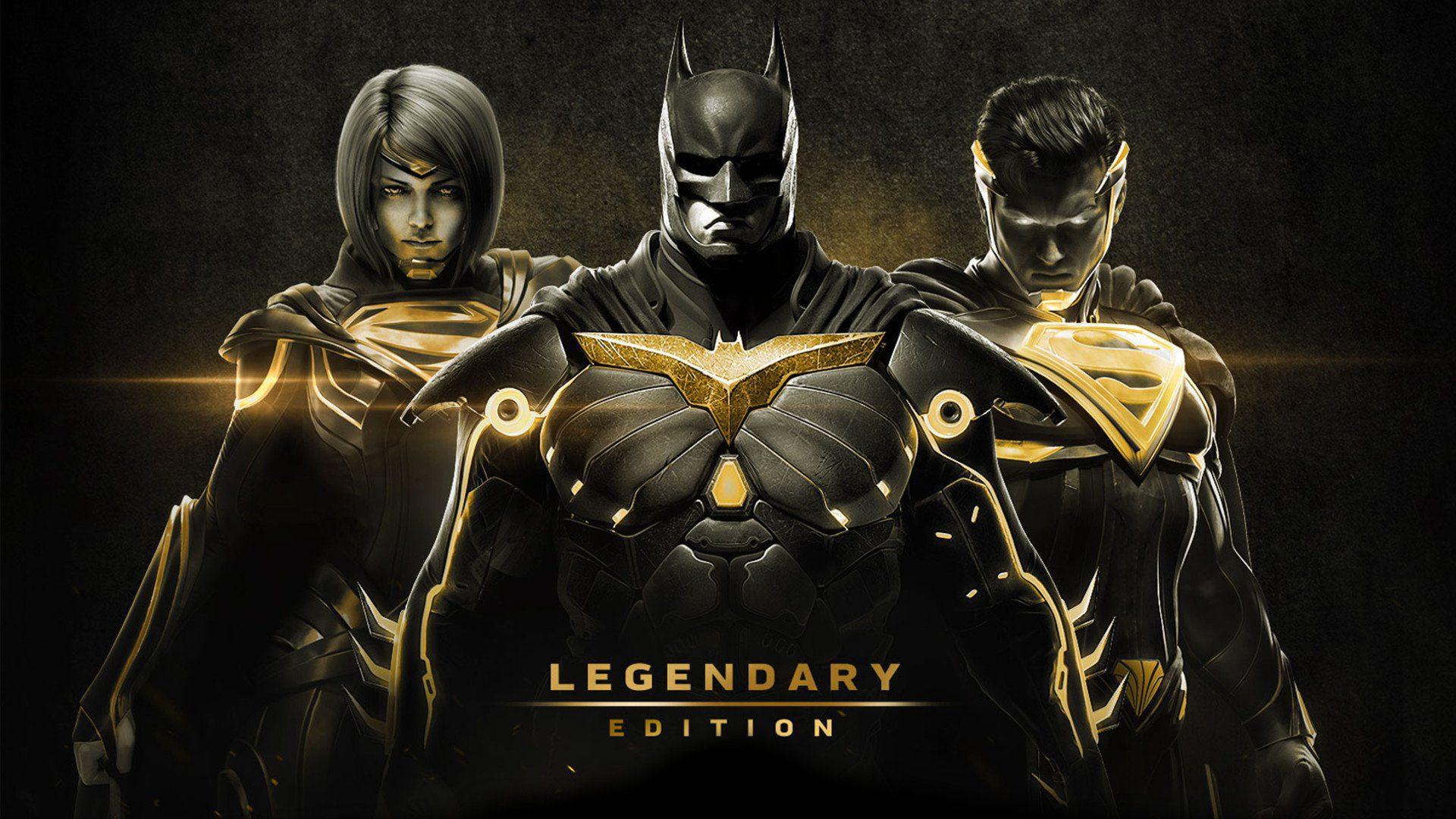 Análisis De Injustice 2 Legendary Edition