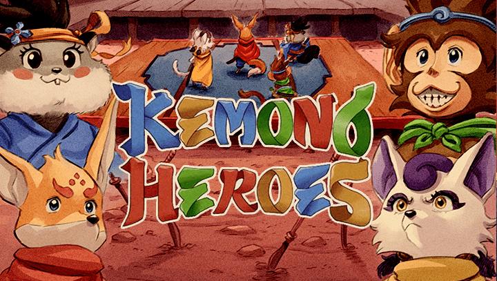 Otro título español: Kemono Heroes llegará a Xbox One en 2019