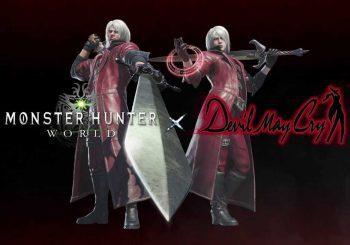 Guía Monster Hunter World: Cómo conseguir el traje y la espada de Dante