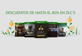Microsoft estrena abril con nuevas ofertas de primavera, 240 DLC's rebajados con descuentos de hasta el 85%