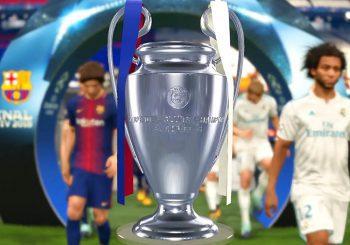 Pro Evolution Soccer (PES) pierde la licencia de la UEFA Champions League