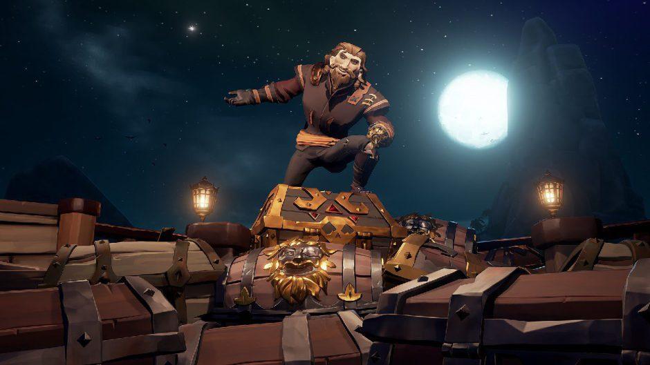 Ya conocemos la fecha de lanzamiento para The Hungering Deep, la primera expansión de Sea of Thieves