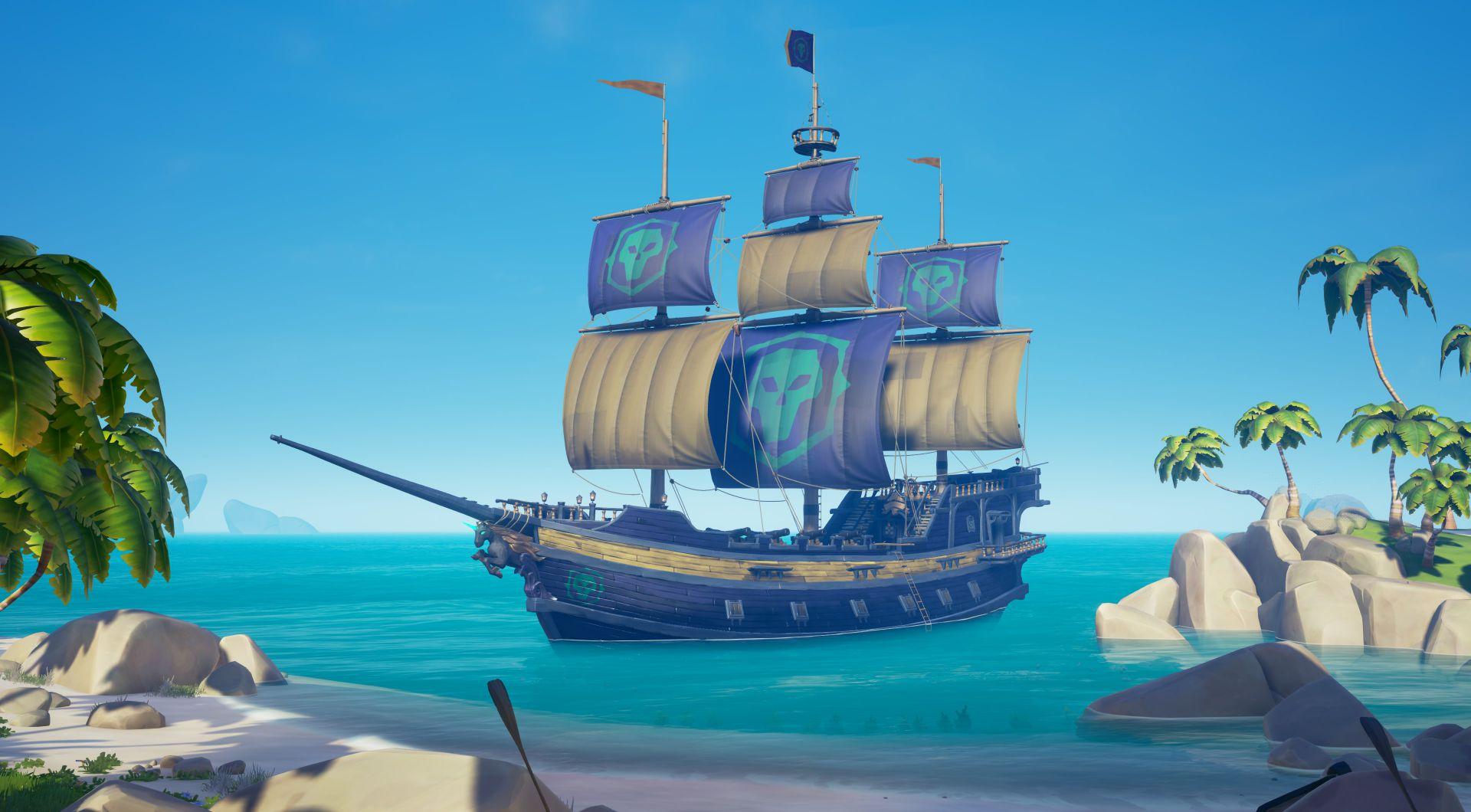 Velas para las leyendas piratas y más novedades en el nuevo parche de Sea of Thieves - Rare libera el cuarto parche desde el lanzamiento de Sea of Thieves, que nos atrae arreglos, ajustes de errores, y nuevos cosméticos para las leyendas pirata.