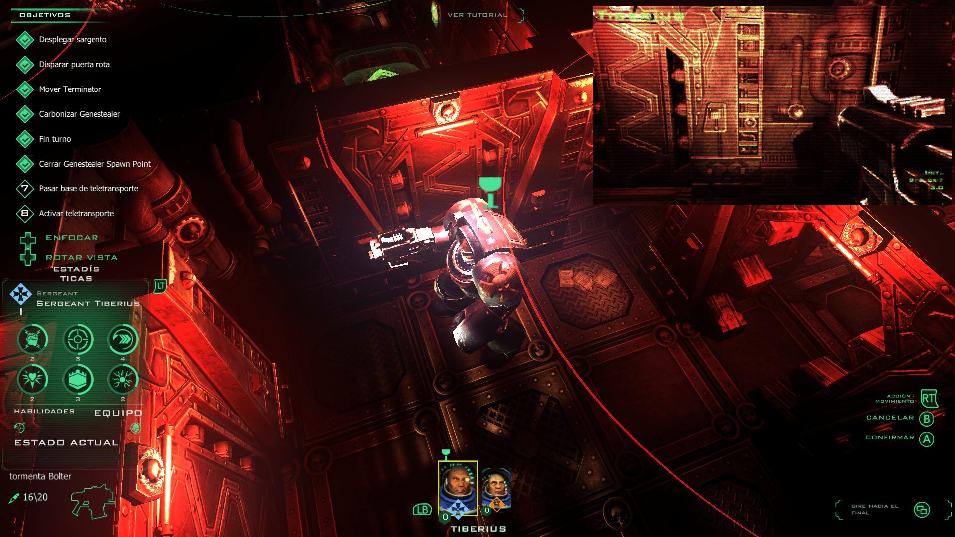 Análisis de Space Hulk: Ascension - Space Hulk: Ascension es un juego de estrategia por turnos, que adapta a nuestra consola la experiencia del popular juego de mesa.
