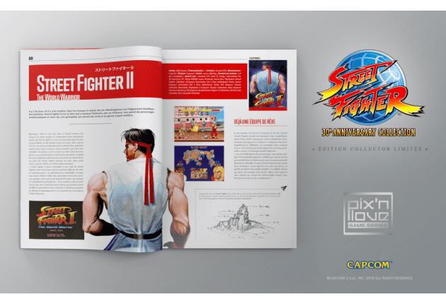 Street Fighter 30th Anniversary Collection tendrá una Edición Coleccionista en Europa - El enésimo recopilatorio de la saga de Capcom, Street Fighter 30th Anniversary Collection, tendrá una edición coleccionista, que ya se puede reservar.