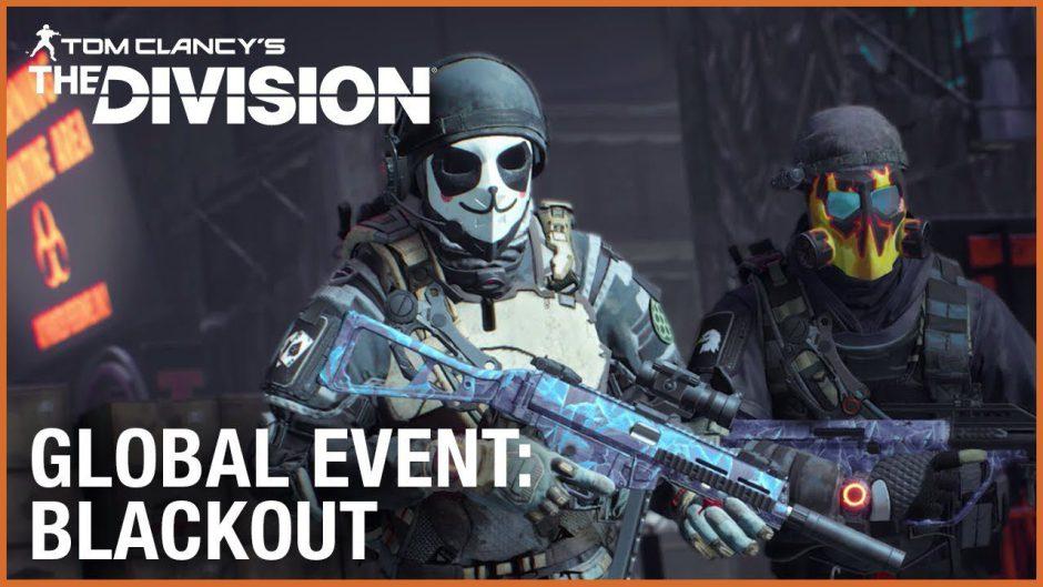 Ya disponible el nuevo evento global 'Apagón' de The Division