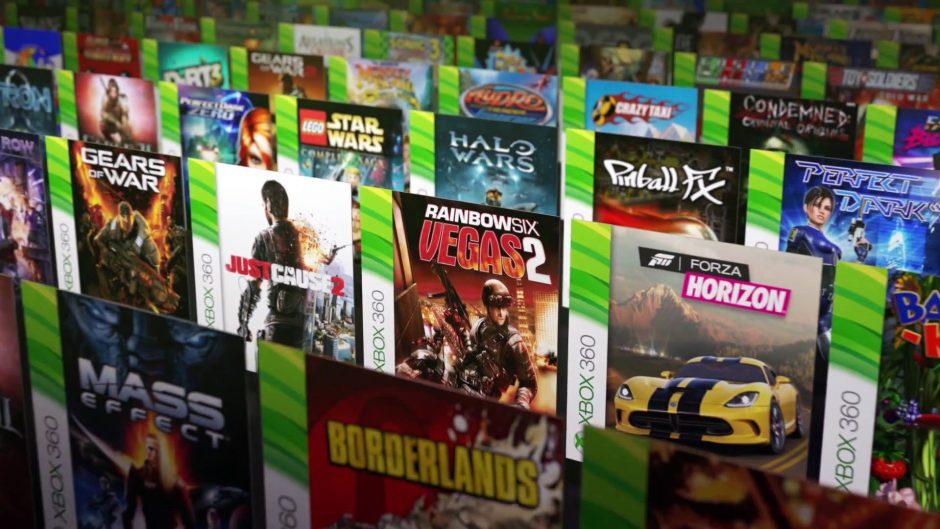 Llévate GRATIS estos 5 juegos retrocompatibles para Xbox One