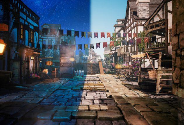 Night & Day del estudio español Ikigai Gameworks se lanzará en Xbox One - Ikigai Gameworks desvela nuevos detalles de forma oficial de su primer trabajo: Night & Day que llegará a Xbox One.