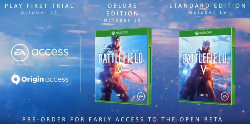 Presentado Battlefield V: Espectáculo, gráficos, campaña y todos los DLC gratis - DICE y Electronic Arts por fin han presentado el espectacular Battlefield V, repleto de novedades, espectaculares gráficos y sin pase de temporada.