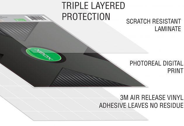 ¡Increíble! Con esta skin podrás convertir tu Xbox One X en la Xbox Original