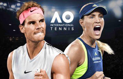 Análisis de AO International Tennis