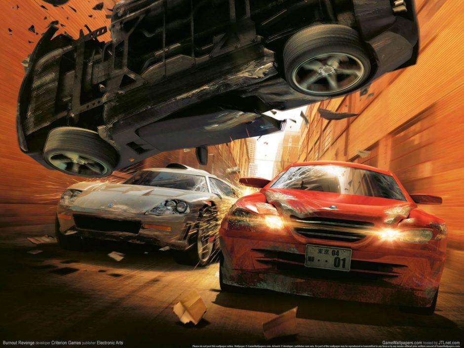 Burnout Revenge ya es retrocompatible con Xbox One