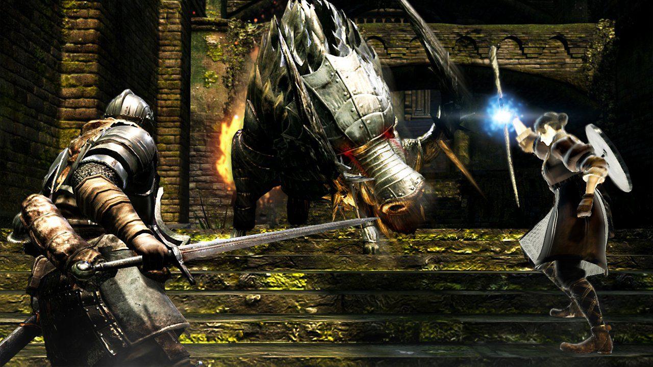 Dark Souls Remastered tendrá un test online dentro de poco