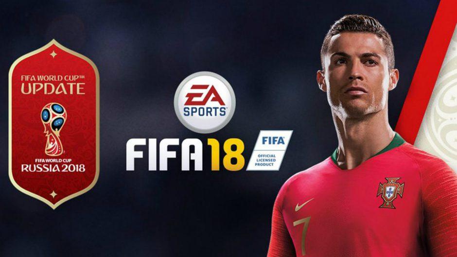 FIFA 18 se actualiza hoy gratuitamente con FIFA 18 World Cup Russia