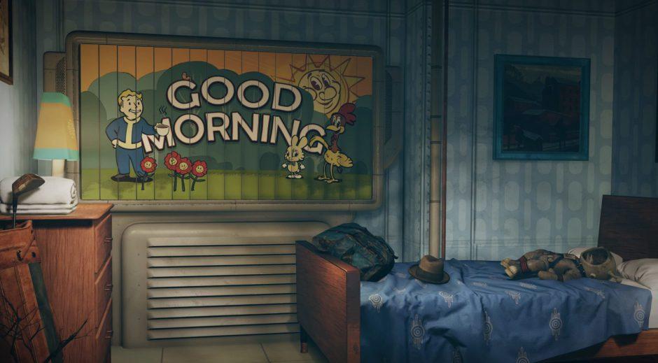 ¿Será Fallout 76 un juego en línea de supervivencia al estilo Rust y DayZ?