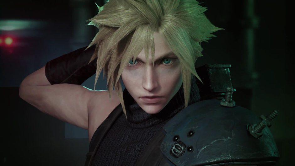 Final Fantasy VII Remake: Nuevas imágenes mostrando el diseño de Cloud