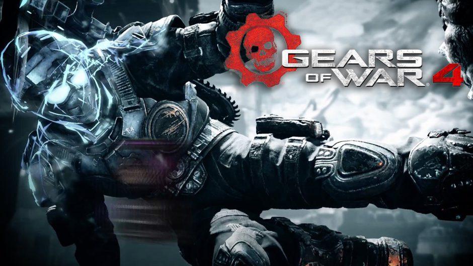 The Coalition hará que te avergüences si abandonas antes de tiempo en Gears of War 4
