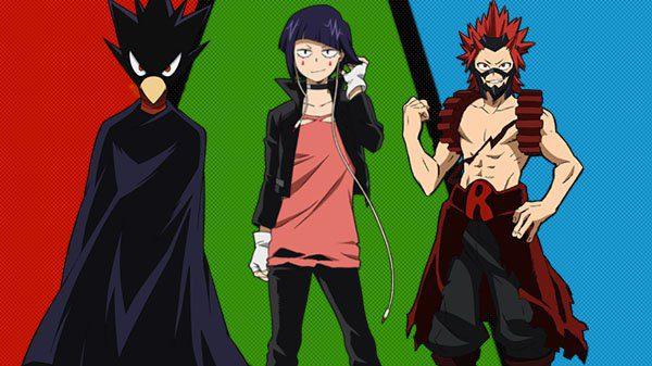 My Hero One's Justice incorporará tres nuevos personajes de la serie - La revista japonesa V-Jump ha desvelado tres nuevos personajes del videojuego My Hero One's Justice basado en unos de los manga/anime más populares del momento.