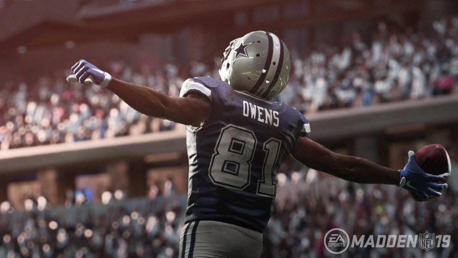 EA Sports anuncia el nuevo Madden NFL 19 para agosto