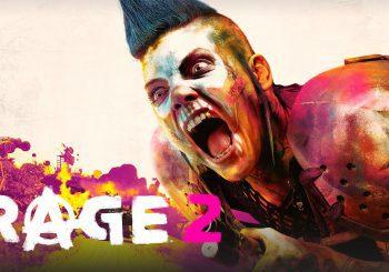 Rage 2 funciona a 1080p y 60 fps en Xbox One X